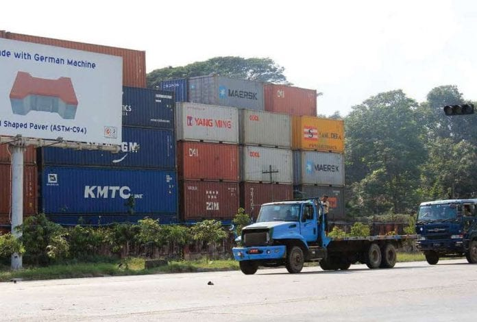 aec trade container Myanmar dumping law
