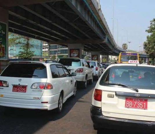 car blackbox traffc Myanmar