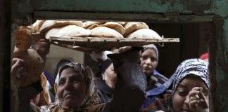 egypt cairo food woman