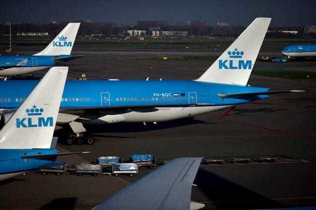 klm airlines aviation