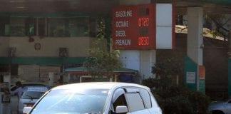 petrol station oil gas Myanmar