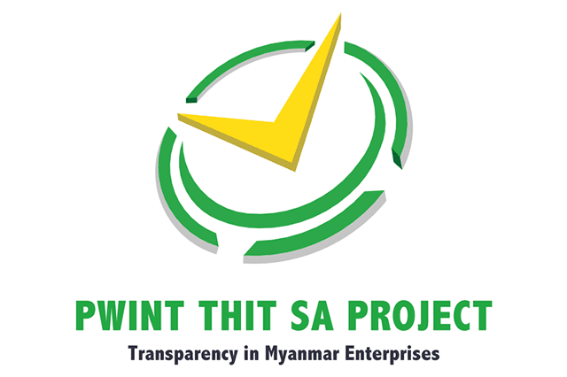 pwint thit sa project transparency in Myanmar