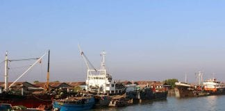 rakhine ship port sittwe