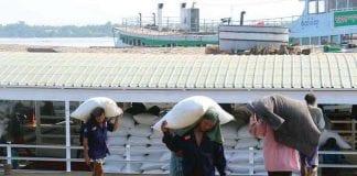 rice myanmar exports