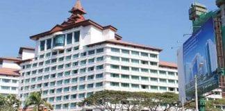 sedona hotel keppel land Myanmar singapore