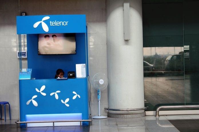 telenor yangon airport - Copy