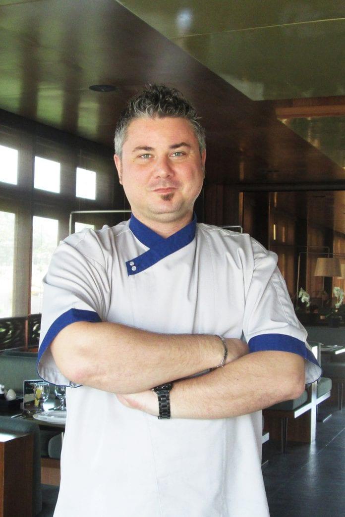 Chef Dario Cattarinich