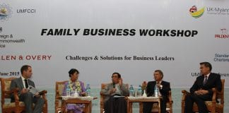 Family Business Workshop