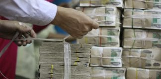 Kyat Myanmar economy bank dollar money tax investment finance inflation