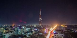 Mandalay city electricity Myanmar
