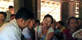 Myanmar healthcare medicine