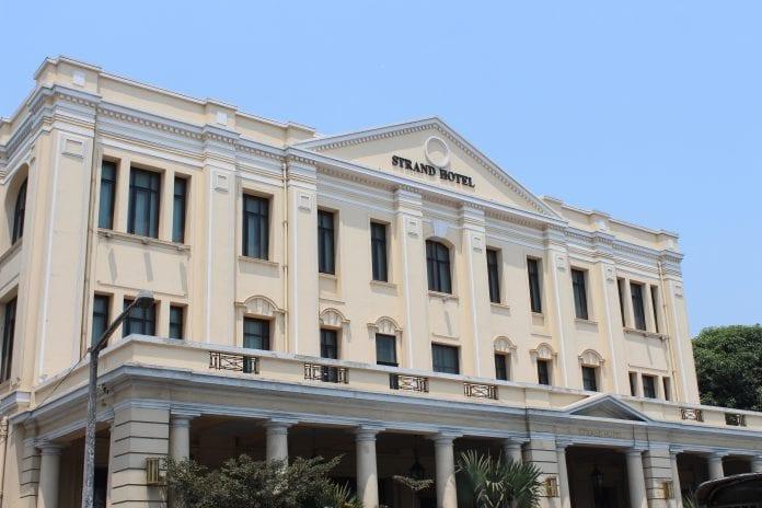 Strand Hotel Oliver