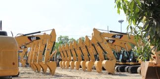 heavy machinery capital goods crane
