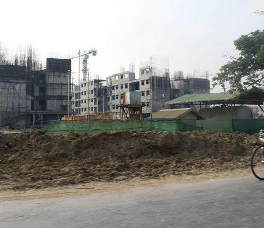 housing real estate property Myanmar