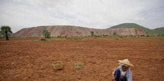 loan agriculture Myanmar