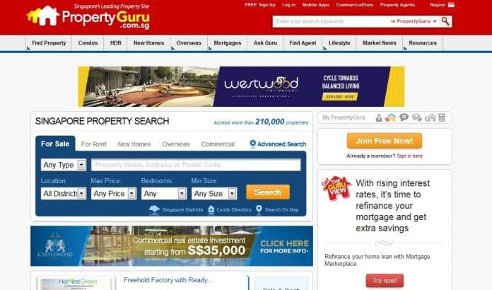 property guru website