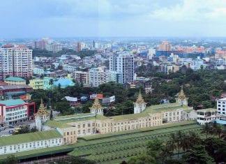 real estate property Myanmar