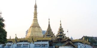 sule economy growth investment yangon