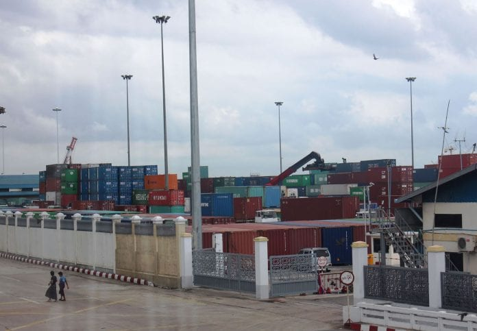 trade import export Myanmar licence