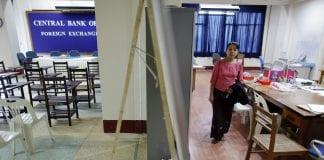 Central bank myanmar finance investment money kyat