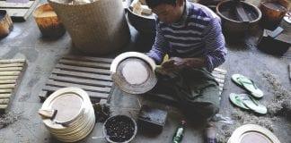 sme handicraft Myanmar