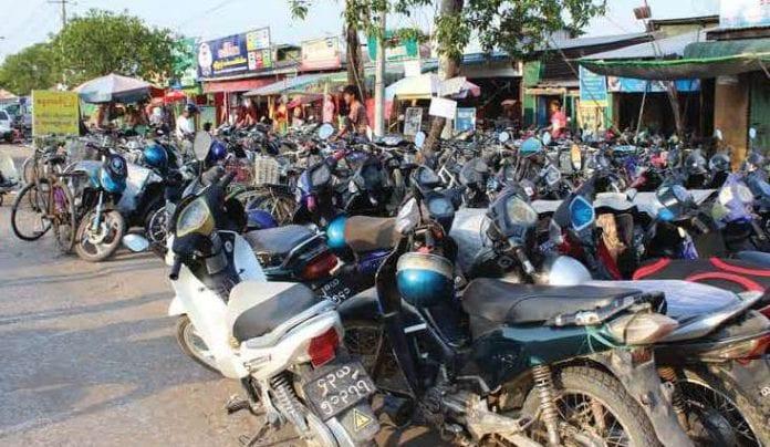 motorcycle imphal india import Myanmar bago bike auto