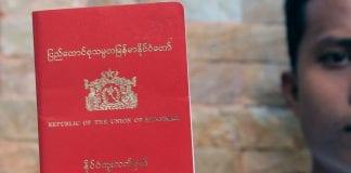 passport travel security Myanmar